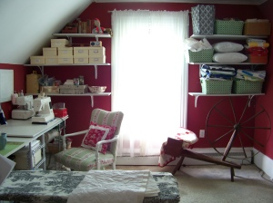 My Favorite Sewing Room Design Ideas